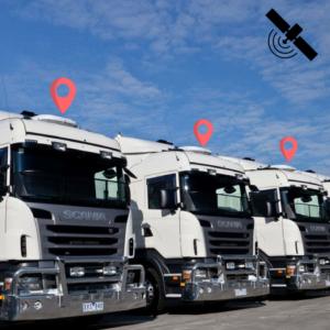 FLEET-TRACK GPS PARA FLOTAS
